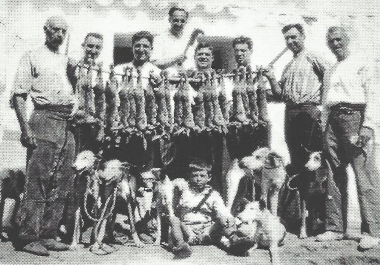 Imagen de portada segunda parte 'La caça de Menorca'. Quadern de Folklore 104.