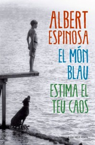 Portada de la nueva novela de Espinosa.