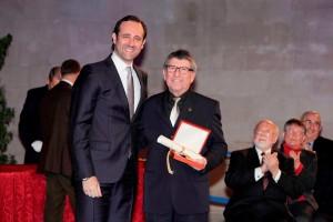 El 27 de febrero pasado, el Casino 17 de Gener reció uno de los premios Ramon Llull del Govern balear. Foto: CAIB.