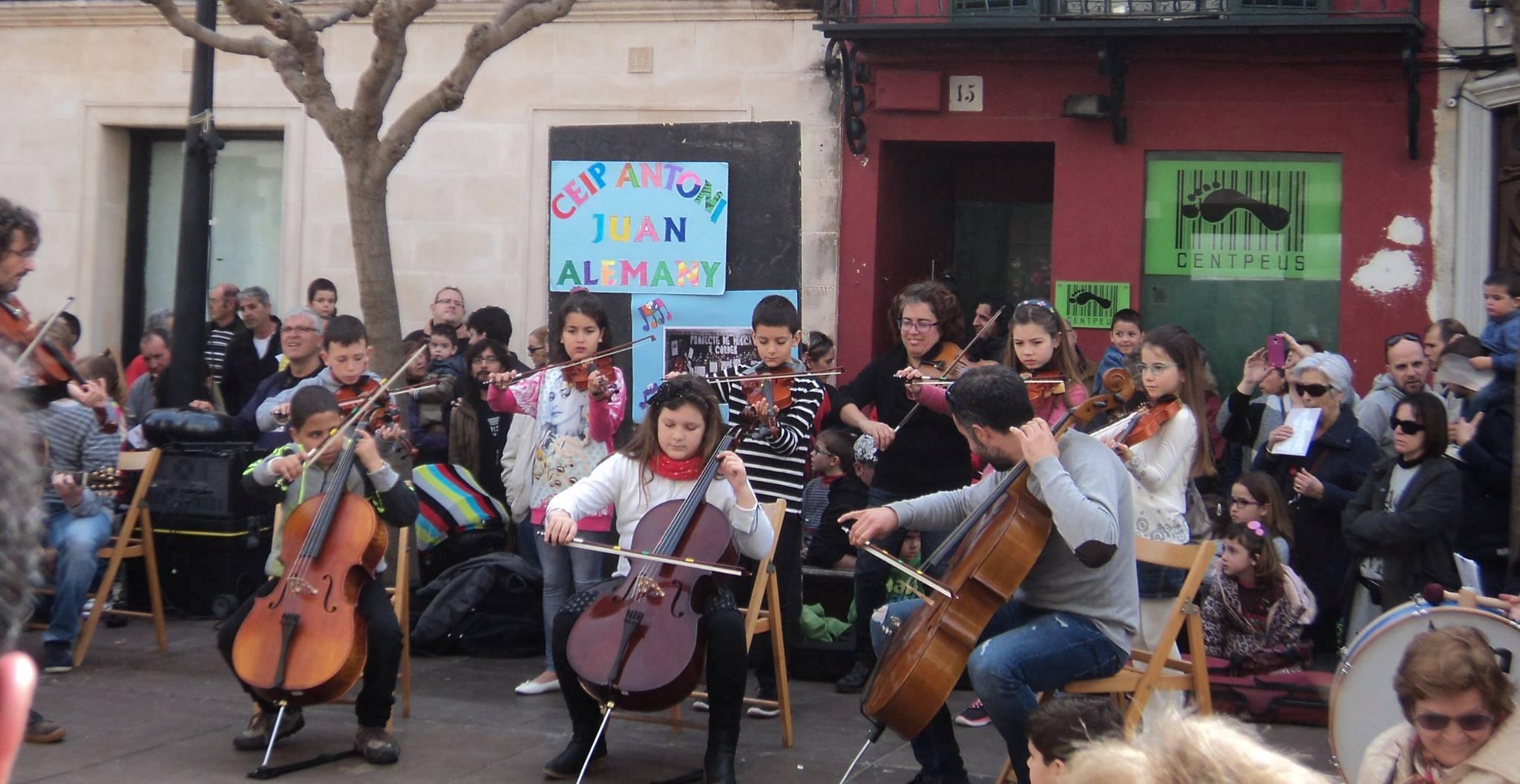 La enseñanza musical en la formación de las personas será el tema central de las Jornadas