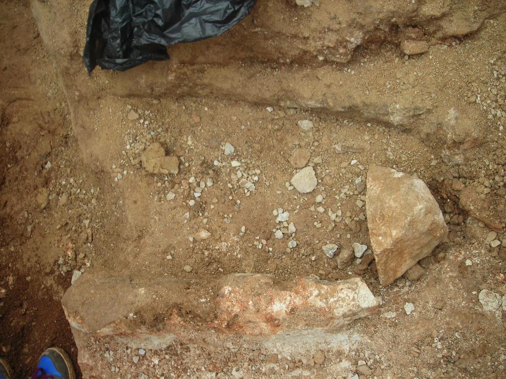 segunda tumba calle alaior de Ciutadella.