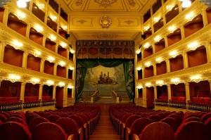 El Teatre Principal de Maó es el teatro de ópera más antiguo de España.