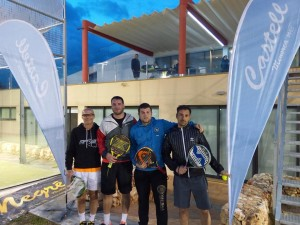 final n1 masc, Fito Vlafranca, Berto Robles, Alvaro Campos, Marc Pons