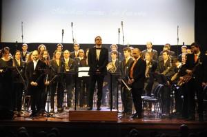Concierto de la Banda de Es Mercadal en el Principal de Maó. Foto: Tolo Mercadal.