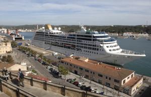 Crucero Adonia en Port Mao