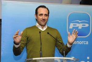 precampa–a electoral pp club maritimo  bauza