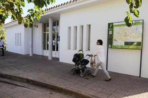 Imagen del Centre de Salut Es Banyer, en Alaior. FOTO.- Archivo