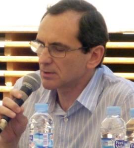 El poeta autodidacta Pere Gomila.