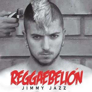 Portada del disco de debut de Jimmy Jazz.