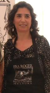 La bloguera Rosa Rotger Triay. Foto: R.R.T.