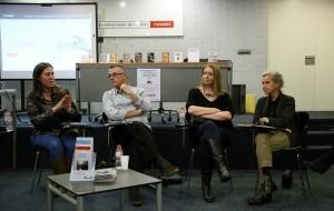 Pep Gómez (segundo izquierda), en la presentación de Figueres. Foto: www.figueres.com
