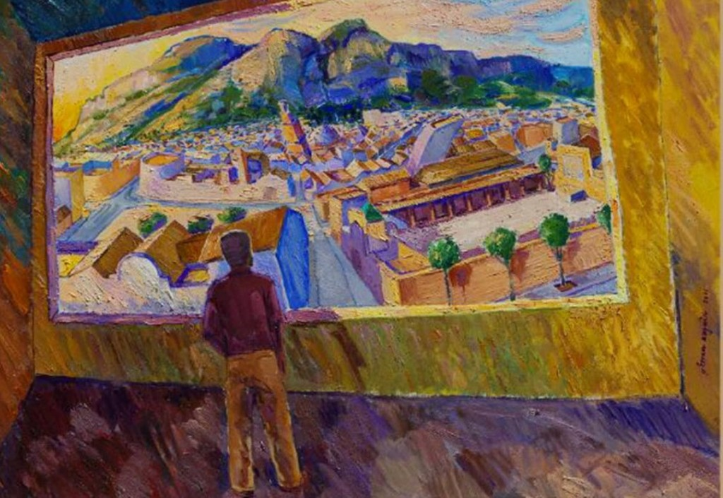 2Imagen de portada de 'La Vall i el temps' de Àngel Mifsud