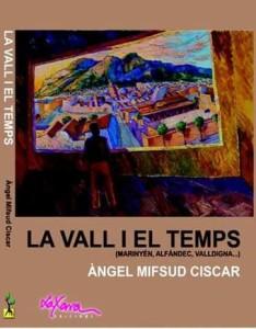 Portada de la obra póstuma de Àngel Mifsud que acaba de ser publicada.