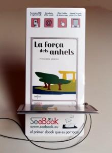 'La força dels anhels' ha sido publicado en formato digital por 'seebook'.
