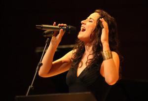 La cantante portuguesa Sofia Ribeiro.