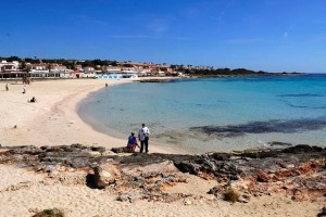 Playa de Punta Prima (Foto: Tolo Mercadal)