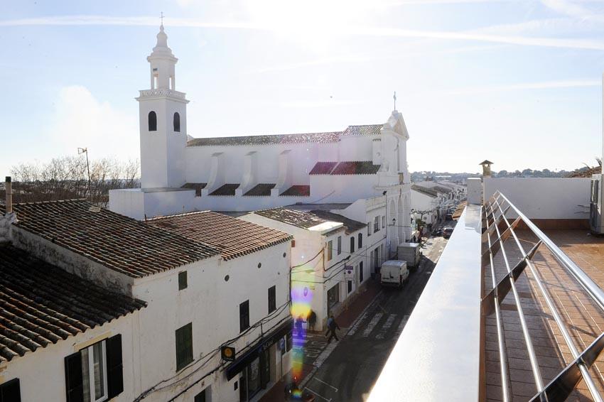 Imagen de Sant Lluís.