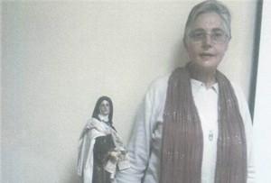 La carmelita Carmen Ibáñez Porcel.