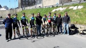 Integrantes del Baqué-Campos Team (Foto: Baqué Campos)