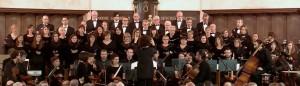 La Capella en su concierto del 70º aniversario. Foto: Capella Davídica.