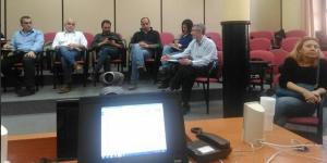 La reunión, celebrada el pasado martes por videoconferencia, duró cuatro horas. FOTO.- Pacte per les Illes