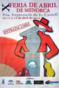Cartel Feria Abril