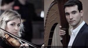 Francina Moll y José Antonio Domené.