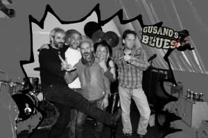 Foto: Gusano's Blues Band.