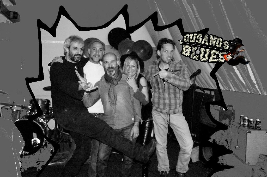 Gusano's blues Band