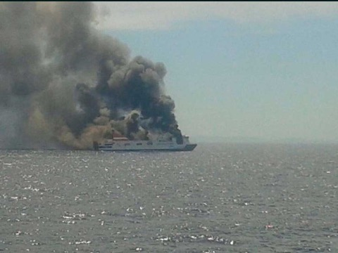 incendio ferry Acciona