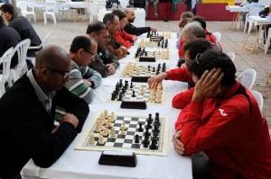 Imagen de la 59ª Concentració Menorquina d'Escacs (Foto: Tolo Mercadal)