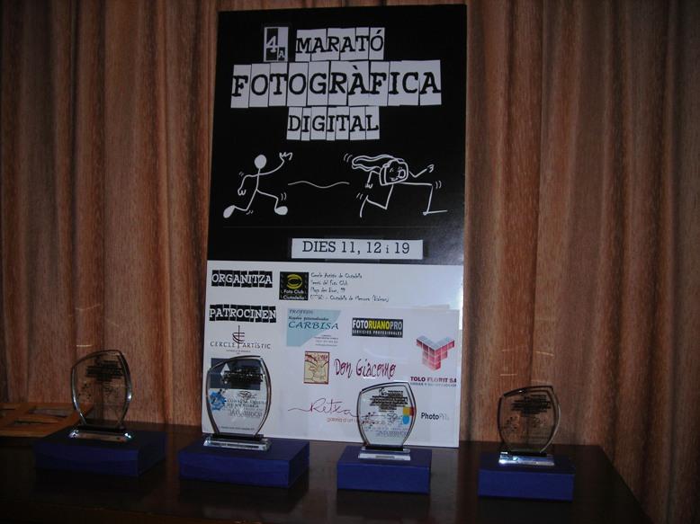 IV Maratón de Fotografía Digital Fotoclub Cercle Artístic