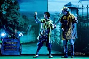 'Sherlock Holmes y el cuadro mágico'..