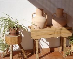 Piezas de un artesano menorquín. FOTO.- Artesanos de Menorca