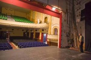 Teatro de Calós en Ciutadella.