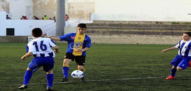 UD Mahon-Porto U-13