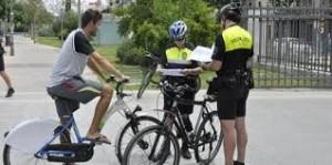 En los talleres participan efectivos de Guardia Civil, Policía Nacional y Policía Local.
