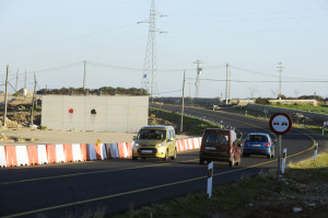 obras reforma carretera general