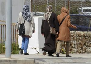 mujeres magrebies musulmanas moras
