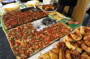 gastromo fira gastronomica en el centro de mao