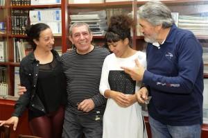 El estreno de 'Els enamorats' será este viernes 24 de abril, aunque habrá dos funciones más. Foto: Tolo Mercadal.