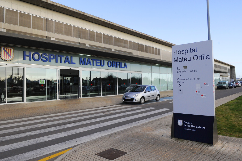 El Mateu Orfila es el 2º hospital de Baleares que practica más cesáreas