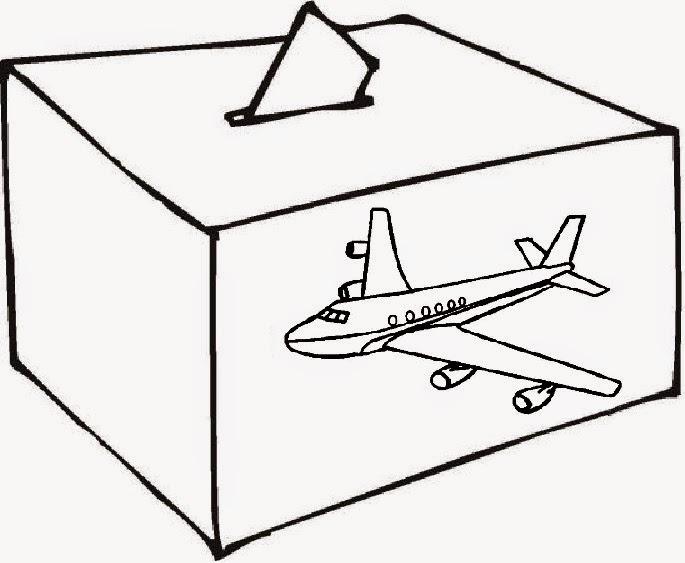 urna-avion