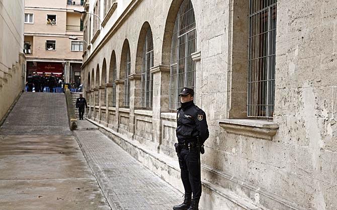 La Audiencia Provincial de Baleares ha juzgado los hechos este lunes