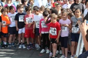 Imágenes de la prueba de pasadas ediciones (Fotos: La Salle Maó)