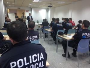 Momento de la jornada informativa celebrada hoy en Mallorca.