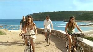 Anuncio Estrella Damm Menorca 2010