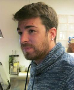 El actor Aleix Rengel.