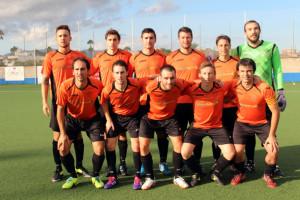 Formación del Campanet (Foto: futbolbalear.es)