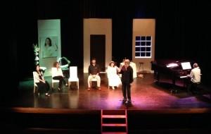 Ensayo de 'Sa Carta' en el teatro del Orfeó. Foto: Orfeó Maonès.